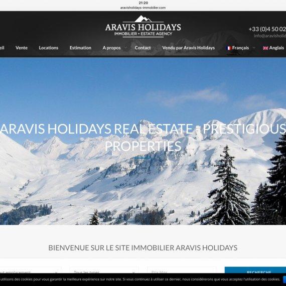 Aravis holidays