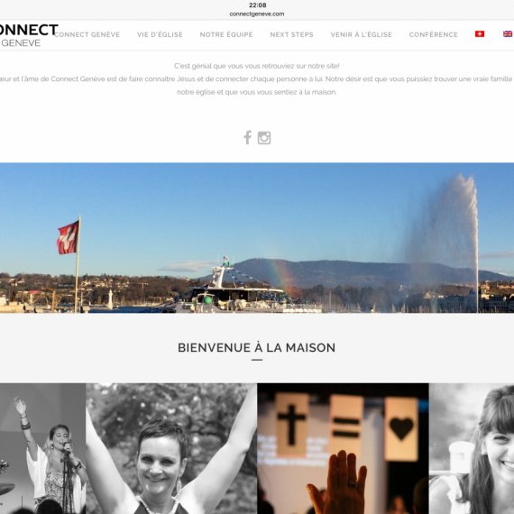 Connect geneve